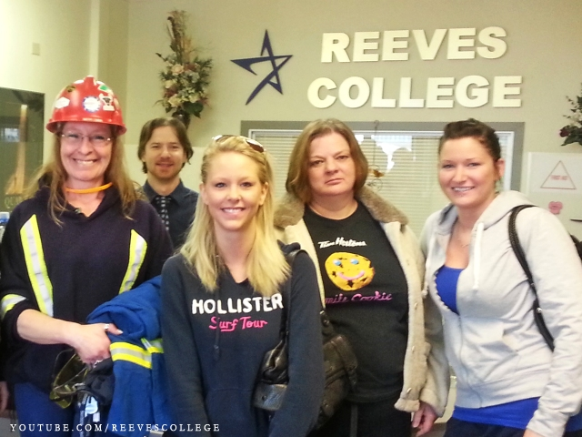 Reeves College Oil & Gas Administrative Assistant Program Cactus