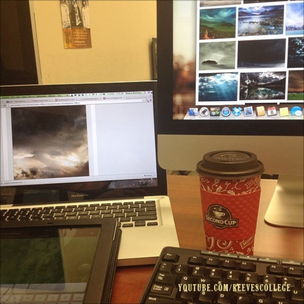 Life at Reeves College on Instagram by Meghan - This is How I Wo